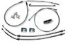 67-69 Camaro Parking Brake Cable Kit