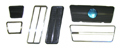 67-68 Automatic Disc Brake Pedal Pad Kit