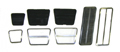 Manual Drum Brake Pedal Pad Kit