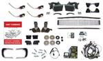 67 Camaro RS Headlamp Conversion Kit