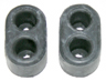 67-69 F-body Fold Down Seat Stoppers, Pair