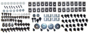 67-69 Camaro Sheet Metal Hardware Kit