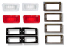 68 Camaro Side Marker Kit