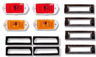 69 Camaro Side Marker Kit