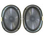400 Watt Coaxial  6 x 9 Kenwood Rear Speakers