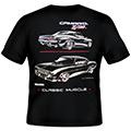 Camaro Z/28 Blackline T-Shirt