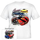 Camaro Multiple Generations T-shirt