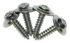67-69 F-body Coupe Rear Ash Tray Upholstery Screws