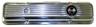 69 Camaro Z-28 Aluminum Valve Cover - Repro (*Drivers side)
