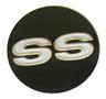 "69 Camaro ""SS"" Center Hub Cap Emblem"