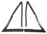 67 Camaro Vent Window Weatherstrip, pair