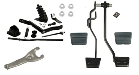 68-70 Chevelle/El Camino Master Clutch Linkage Kit